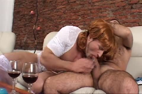 knob-sucking Dressed As A Woman - Latin-gorgeous