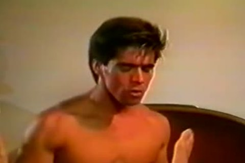 The superlatively worthy Scene Of Rob Cryston blowing, giving a kiss And pounding without Comeptition, His darksome Haired Partner Is gorgeous Too, Not The superlatively worthy Image Quality But  What A excitement