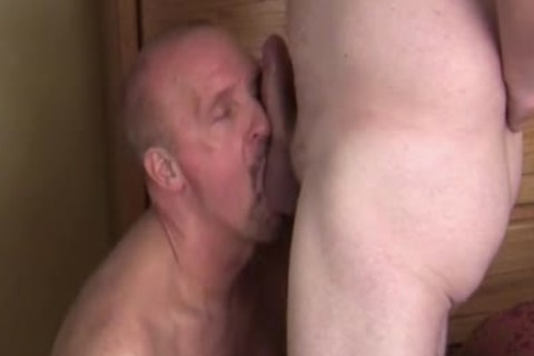 Getting pounded bareback
