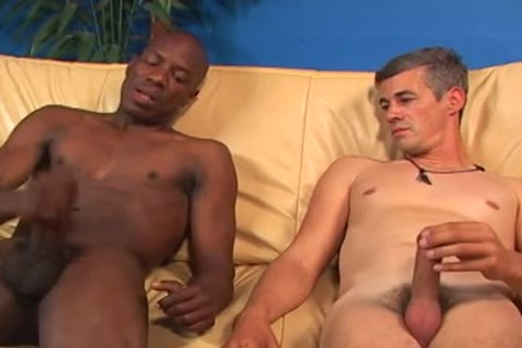 juvenile black fellow hammering A daddy man