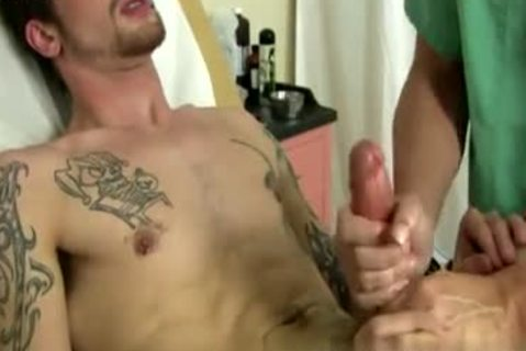 Damien White homo Porn today this guy Was gonna Workout T this guy Guts With An