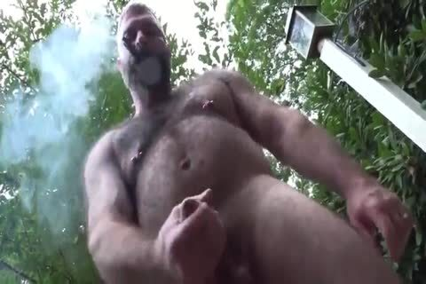 Cigar Smoking Redneck Bears